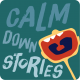 Calm Down Stories app